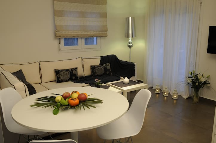 Family suite στη Βουρβουρού - Vourvourou - Huoneisto