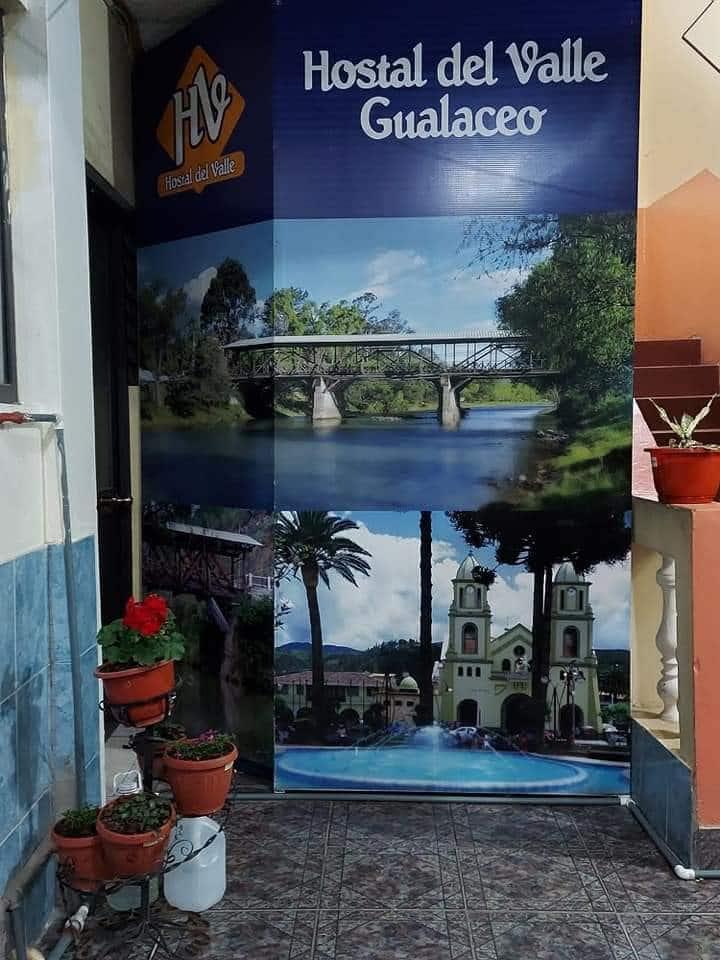 SAL DE LA RUTINA  VISITA GUALACEO JARDIN DEL AZUAY