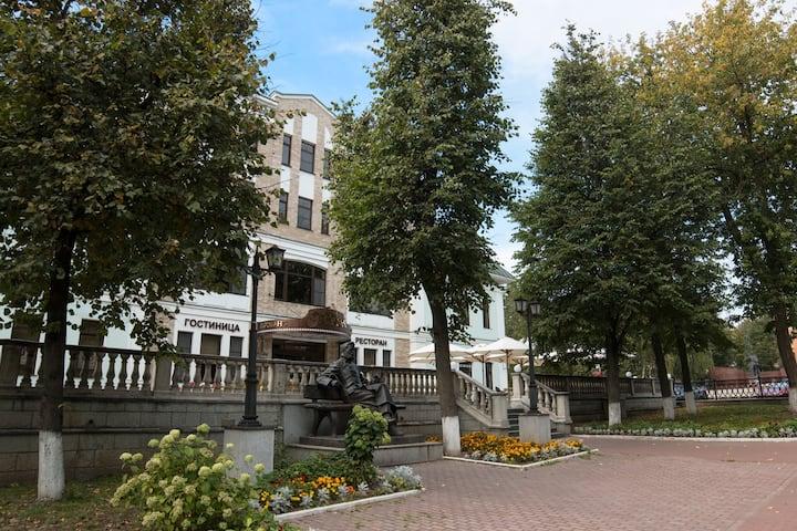 The hotel Tatiana PROVENCE Zvenigorod Russia