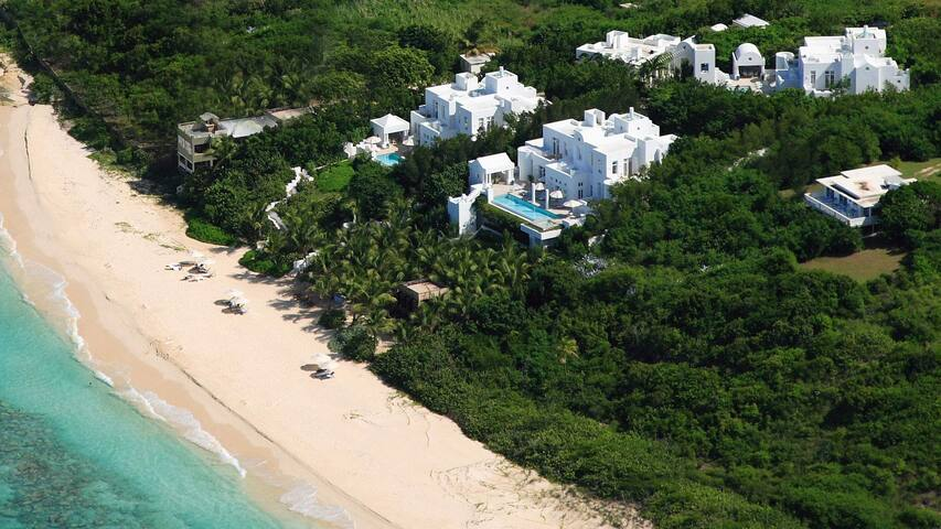 Sand Villa at the Elements - 1 Bedroom - Long Bay Village