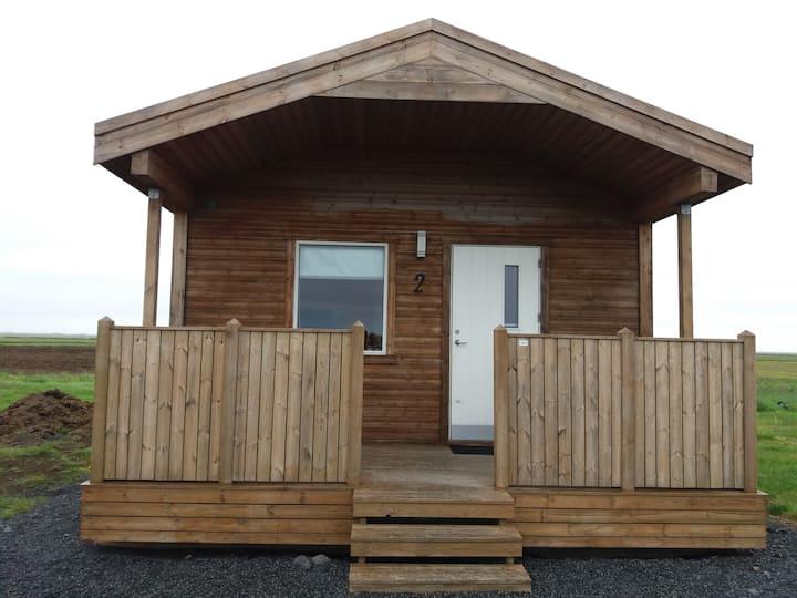 Jórvík cottage 2, in Álftaver.