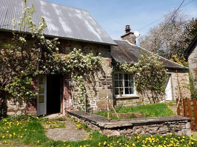 Maison au coeur de la nature en Normandie.2/7 pers