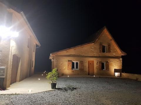 Casa en casa rural con capacidad para 6 personas