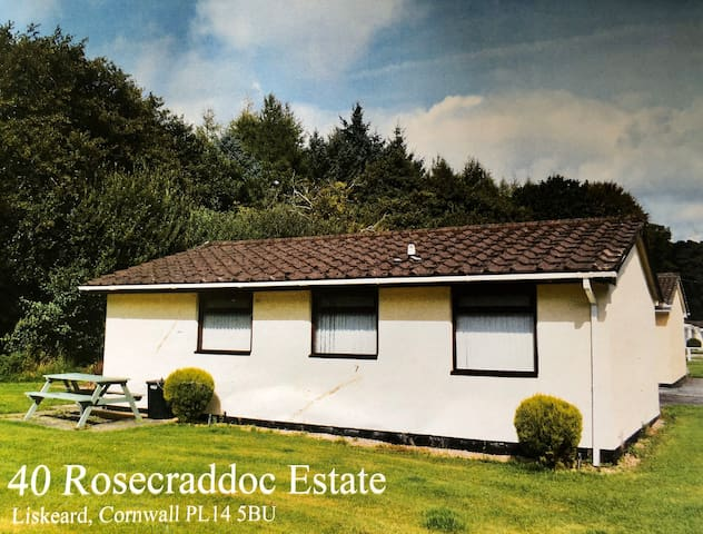 Rosecraddoc Lodge Holiday Bungalows (no. 40)