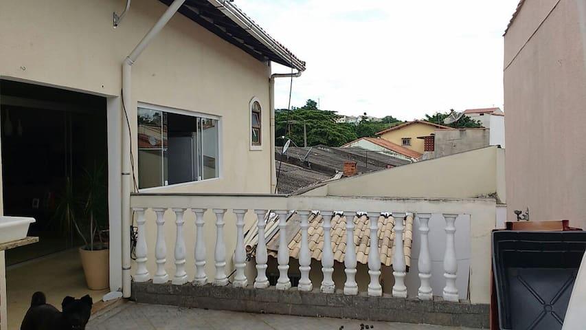 Quarto 1 do villela do tiradentes Volta Redonda