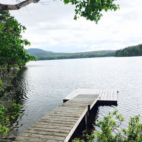 Acadia Lake House Retreat - Mount Desert - Kabin