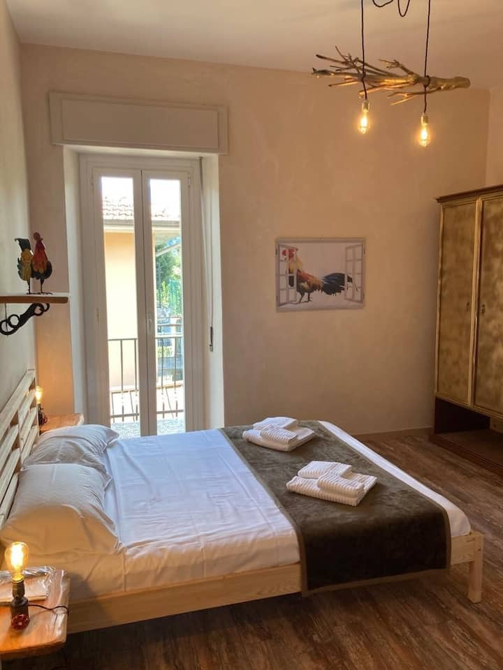 Bed & Breakfast con vista a Feriolo