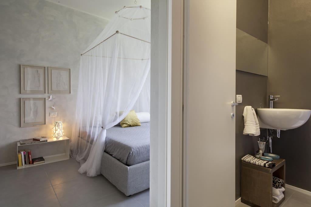 Villa de Hura - Bedroom