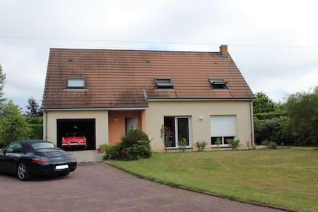 Villa proche circuit et du Mans - Le Mans