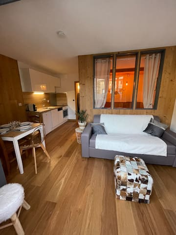 Charmant appartement en plein centre ville