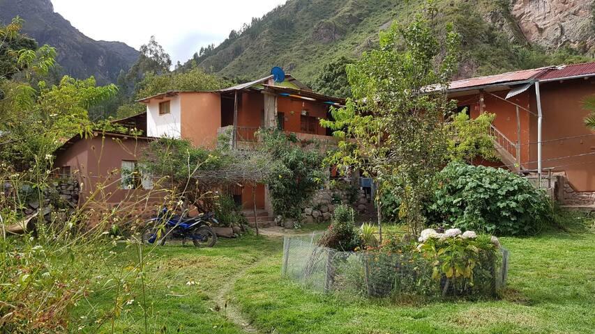Casa de campo en pumahuanca