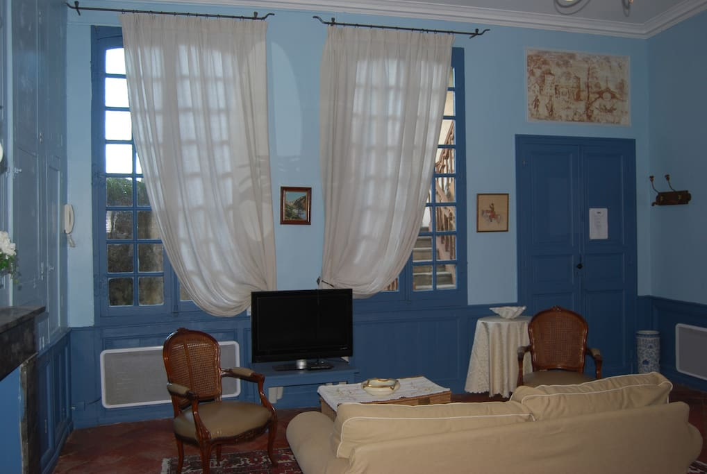 SALON DE LA SUITE PASTEL