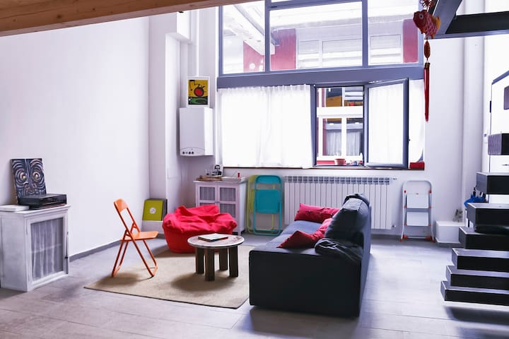 Beautiful LOFT, in a very special place!!! :) - Mailand - Loft