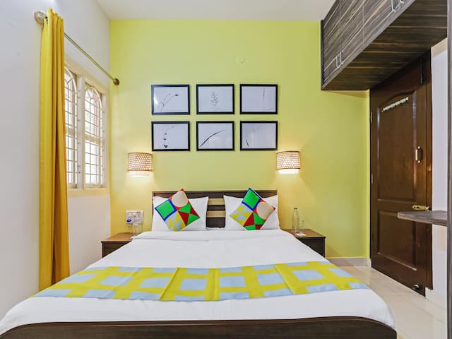 OYO-Lightning Deal! Elegant 1BR Homestay in Bangalore