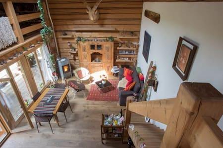 Romantisches Ferienhäuschen in Klosters - Klosters Dorf