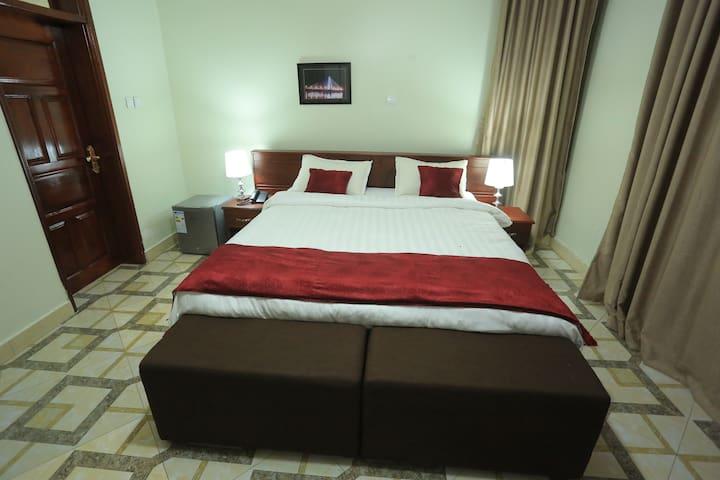 Jinja Room at Precious Villas Lubowa
