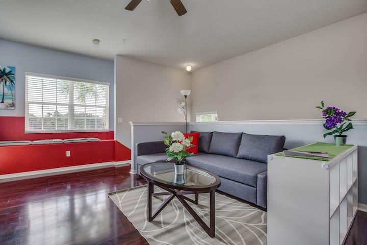 Oakwater Resort, Kissimmee, Disney, 5 Beds (#2793)