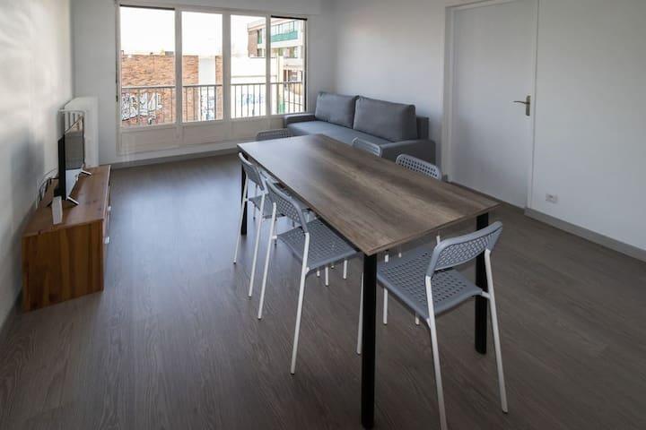Appartement cosy pré-saint-gervais