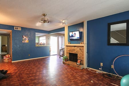 1 Bedroom Townhome with Amenities! Washer/Dryer - Grand Prairie - Apartamento