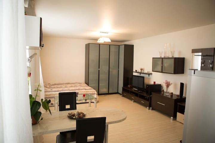 A modern studio in the heart of Moscow - Moskva - Apartmen