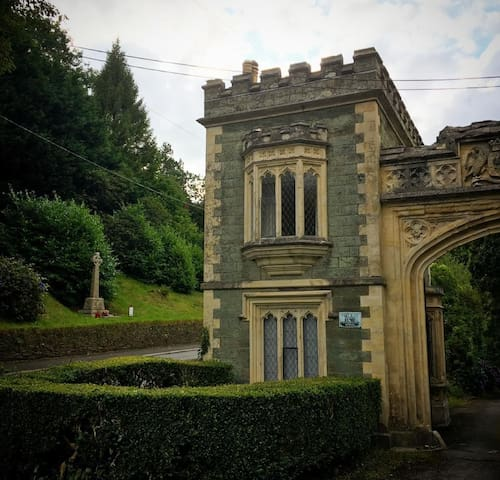 The Gatehouse Front