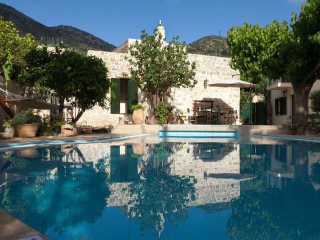 Amara Villa, Rethymno, Crete - Rethymno - Вилла