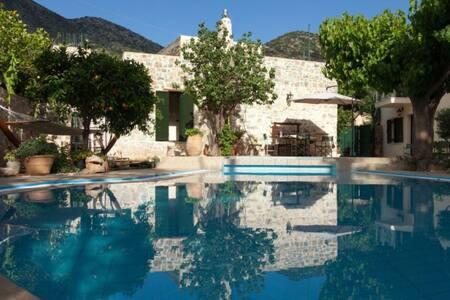 Amara Villa, Rethymno, Crete - Rethymno
