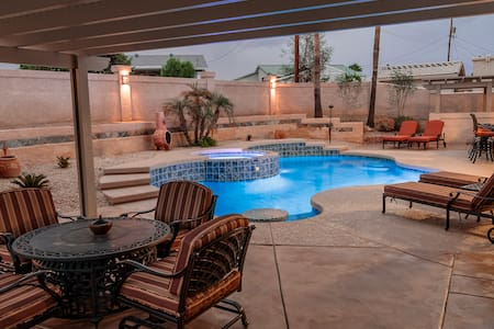 Lake Havasu Vacation Home with Pool