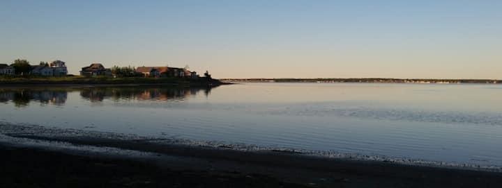 Cocagne au bord de l'eau Héron Water F,15m Shediac