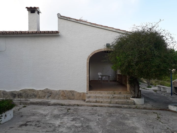 Casa Rural en Poble Nou de Benitachell