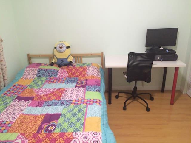1 bedroom in a 2B1B Condo, Azusa, CA - Azusa - Apto. en complejo residencial