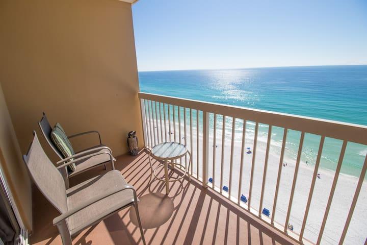 Pelican Beach 1709  Amazing Ocean Views