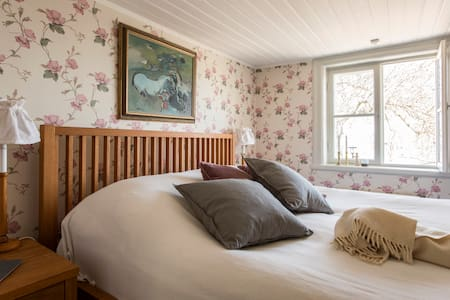 Cosy room with a stunning view! - Estocolm - Casa