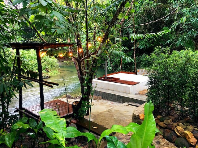 Private Ban•nai•mong Garden house - Ranong - House