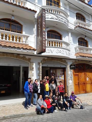 ARAUCO hostel