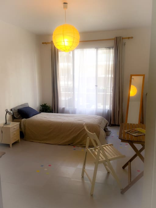 Bed breakfast part dieu chambres d 39 h tes louer for Chambre d hotes lyon