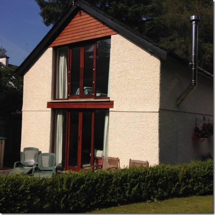 Lawn Cottage in Newby Bridge