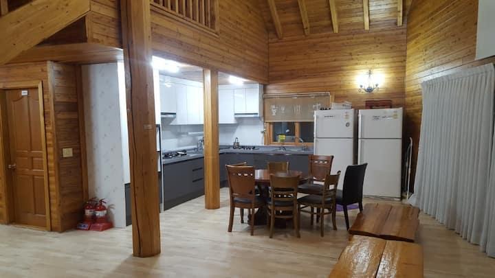 Cozy loft near Yongpyong Ski Resort in Pyeongchang