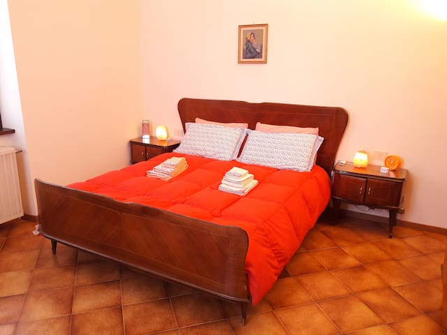 Letto matrimoniale - Double bed