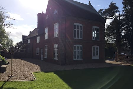One Bedroomed, First Floor Flat in Rural Location