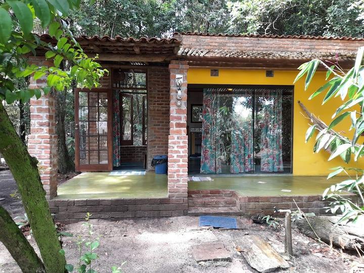 Casa pura vida mto aconchegante Taipu de fora