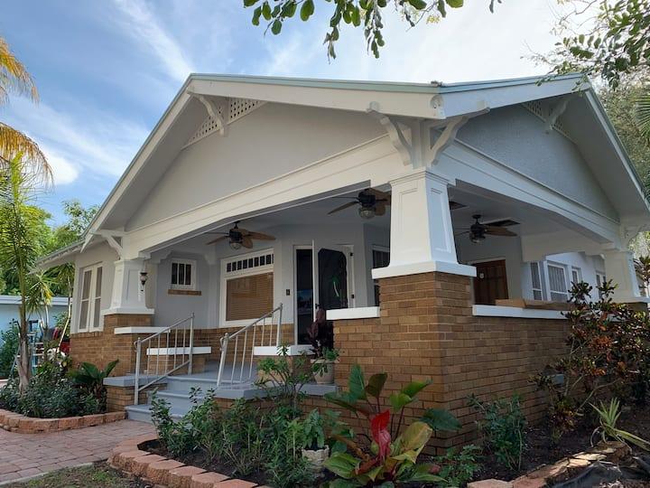 The Avalon House
