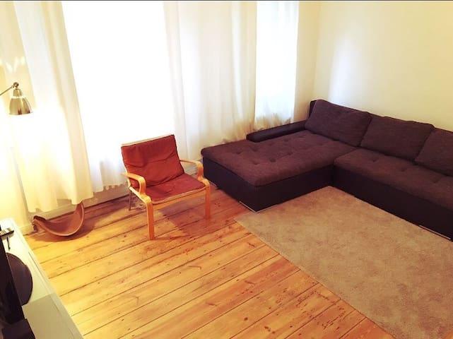 Schöne Berliner Altbau Wohnung in Mitte/Wedding