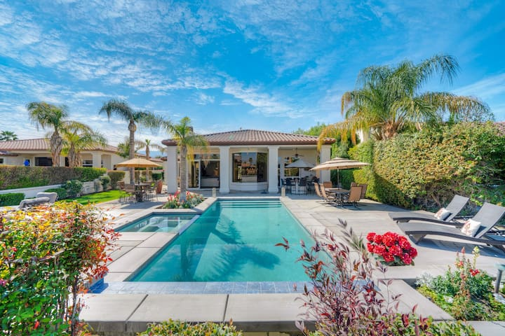 NEW!! PGA West Luxury Retreat - The House of Sol
