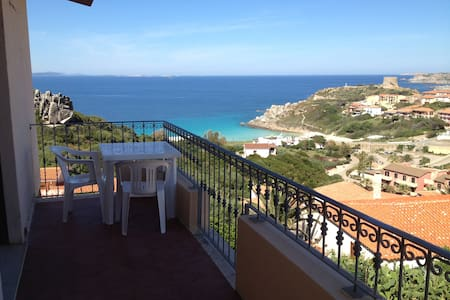 Rena Bianca Terrace - Santa Teresa Gallura - Appartement