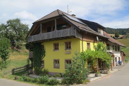 Ferienwohnung Demberg - Wies - Apartament