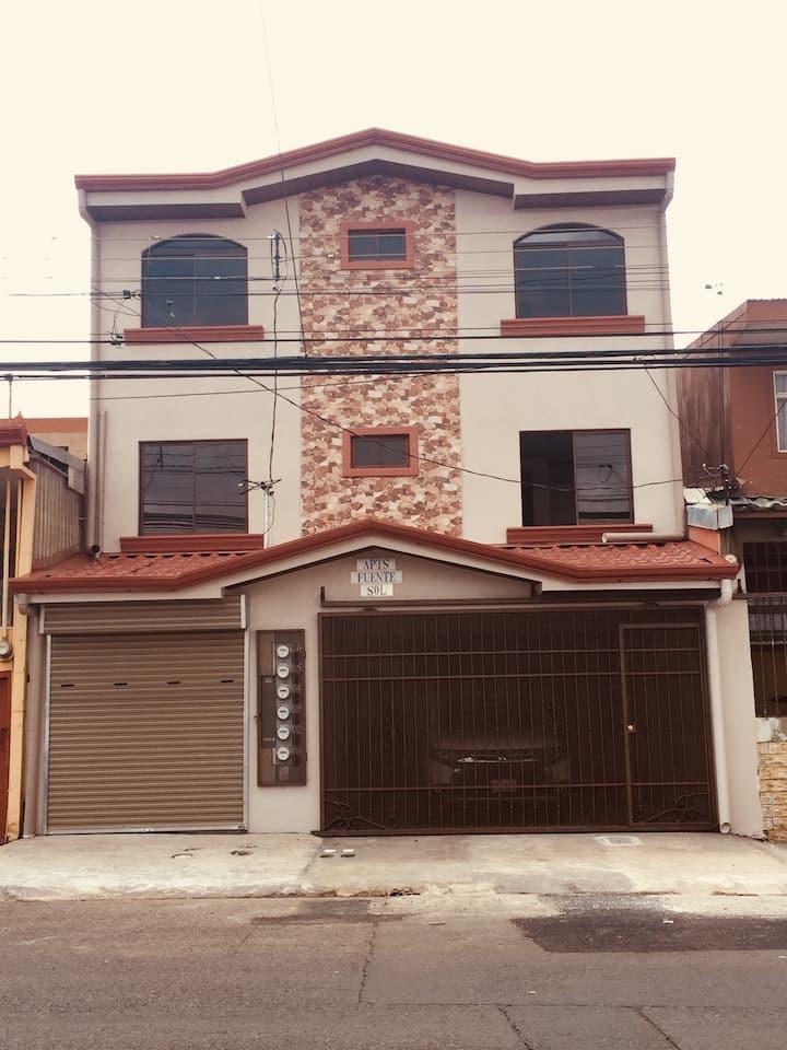 Fuente Sol Apartments - Heredia