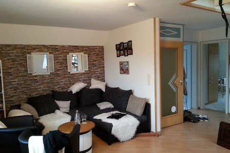Bright Apartment close to north sea - Heide - Huoneisto