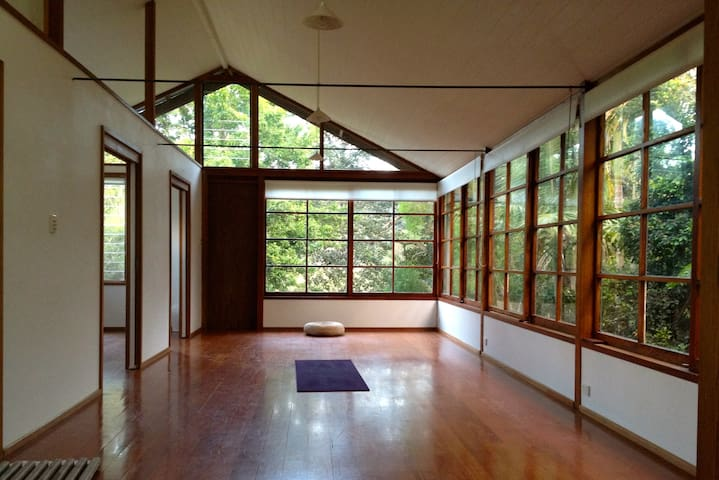 nice light filled  house by the river (room 2) - Mooney Mooney - Haus