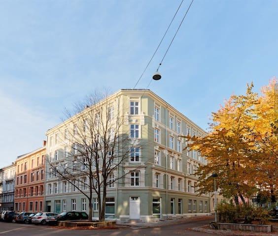75 sqm apartment in Central Oslo, Grünerløkka! - Oslo - Condominium
